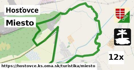 ilustračný obrázok k Miesto, Hosťovce, okres KS