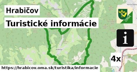 ilustračný obrázok k Turistické informácie, Hrabičov