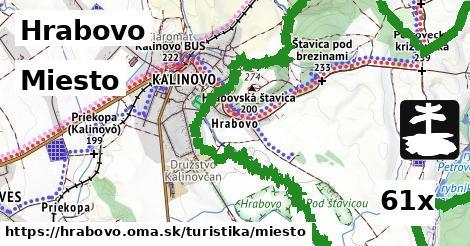miesto v Hrabovo
