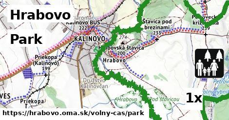 park v Hrabovo