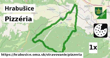 pizzéria v Hrabušice
