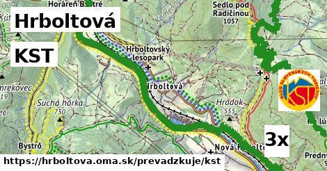 ilustračný obrázok k KST, Hrboltová