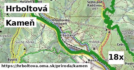 ilustračný obrázok k Kameň, Hrboltová