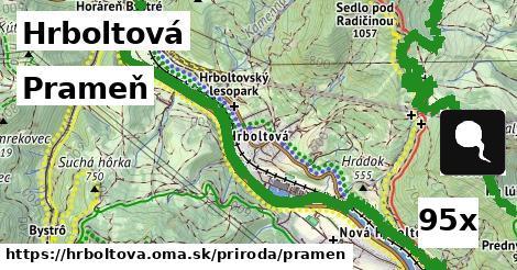 ilustračný obrázok k Prameň, Hrboltová