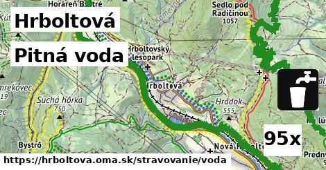 ilustračný obrázok k Pitná voda, Hrboltová