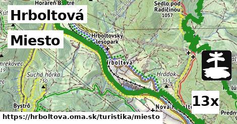 ilustračný obrázok k Miesto, Hrboltová