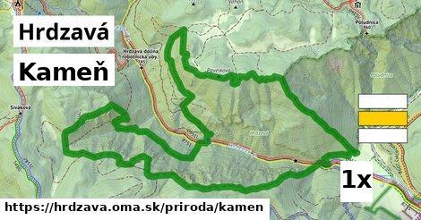 ilustračný obrázok k Kameň, Hrdzavá
