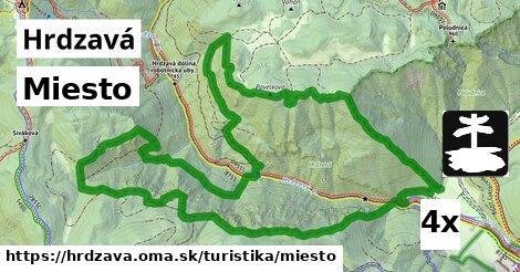 ilustračný obrázok k Miesto, Hrdzavá