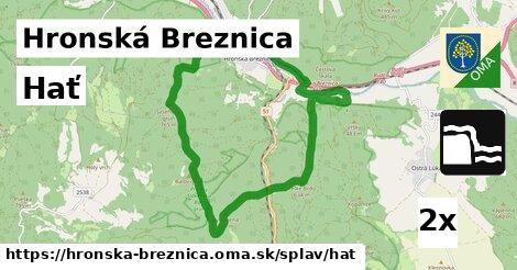 ilustračný obrázok k Hať, Hronská Breznica