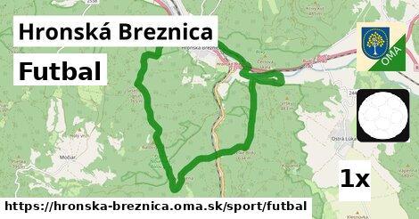 futbal v Hronská Breznica
