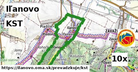 KST v Iľanovo