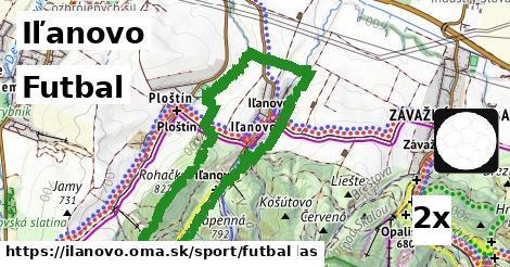 futbal v Iľanovo