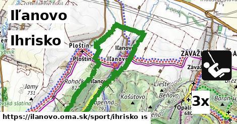 ilustračný obrázok k Ihrisko, Iľanovo