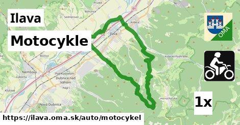 motocykle v Ilava