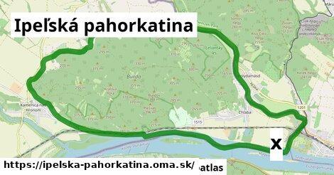 ilustračný obrázok k Vodný park, Ipeľská pahorkatina