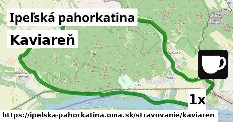 ilustračný obrázok k Kaviareň, Ipeľská pahorkatina