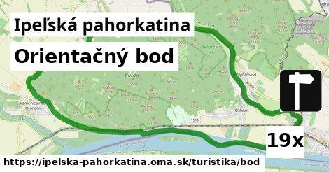 ilustračný obrázok k Orientačný bod, Ipeľská pahorkatina