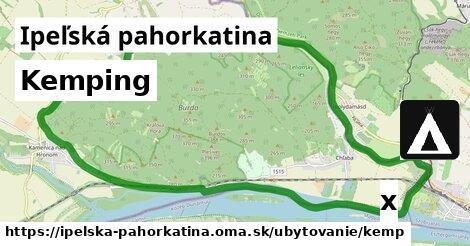 ilustračný obrázok k Kemping, Ipeľská pahorkatina