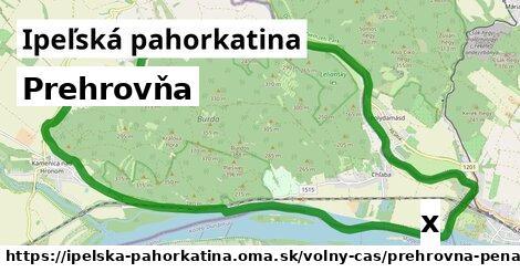 ilustračný obrázok k Prehrovňa, Ipeľská pahorkatina