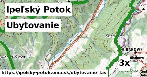 ubytovanie v Ipeľský Potok