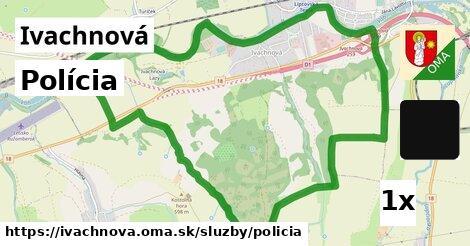 ilustračný obrázok k Polícia, Ivachnová