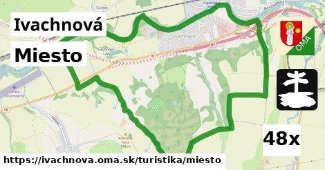 ilustračný obrázok k Miesto, Ivachnová