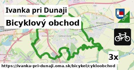 bicyklový obchod v Ivanka pri Dunaji
