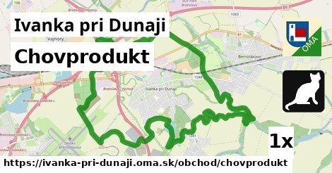 chovprodukt v Ivanka pri Dunaji