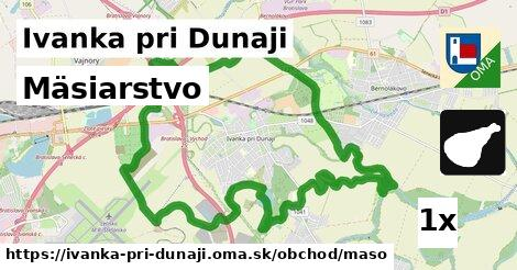 mäsiarstvo v Ivanka pri Dunaji