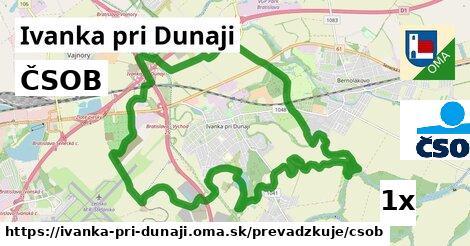 ČSOB v Ivanka pri Dunaji