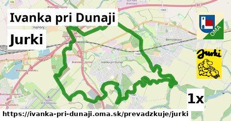 Jurki v Ivanka pri Dunaji