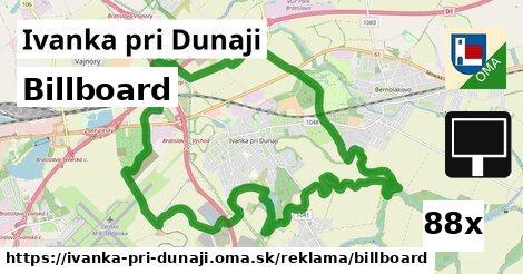 billboard v Ivanka pri Dunaji