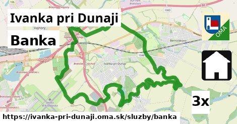 banka v Ivanka pri Dunaji