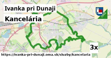 kancelária v Ivanka pri Dunaji