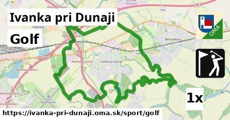 golf v Ivanka pri Dunaji
