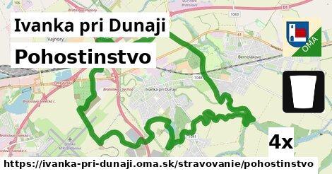 pohostinstvo v Ivanka pri Dunaji