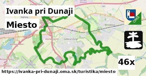 miesto v Ivanka pri Dunaji