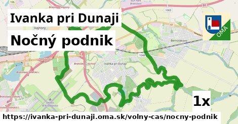 nočný podnik v Ivanka pri Dunaji