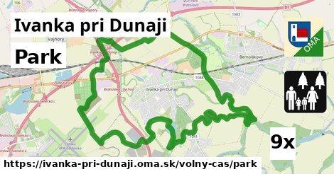 park v Ivanka pri Dunaji
