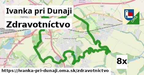 zdravotníctvo v Ivanka pri Dunaji