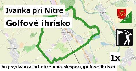 golfové ihrisko v Ivanka pri Nitre