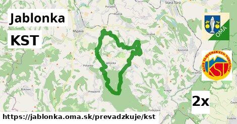 ilustračný obrázok k KST, Jablonka