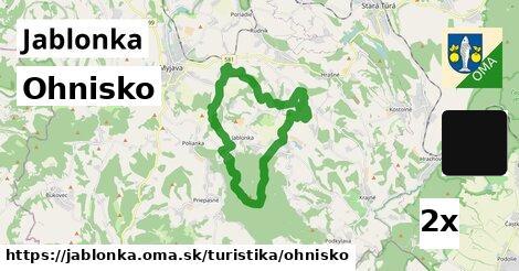 ilustračný obrázok k Ohnisko, Jablonka