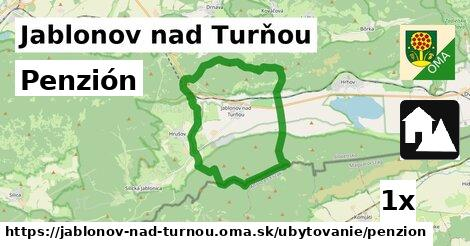 ilustračný obrázok k Penzión, Jablonov nad Turňou