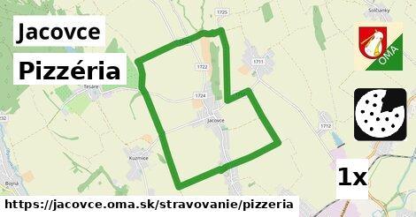 ilustračný obrázok k Pizzéria, Jacovce