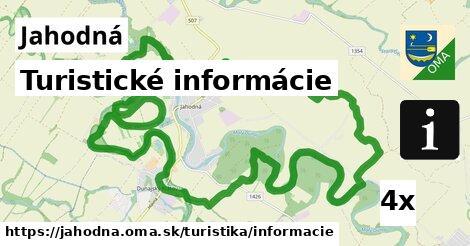 ilustračný obrázok k Turistické informácie, Jahodná