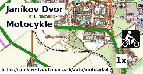 motocykle v Janíkov Dvor