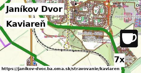 ilustračný obrázok k Kaviareň, Janíkov Dvor