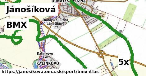 BMX v Jánošíková