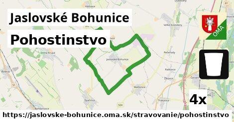 pohostinstvo v Jaslovské Bohunice